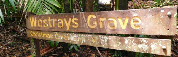 Westwray's Grave Site