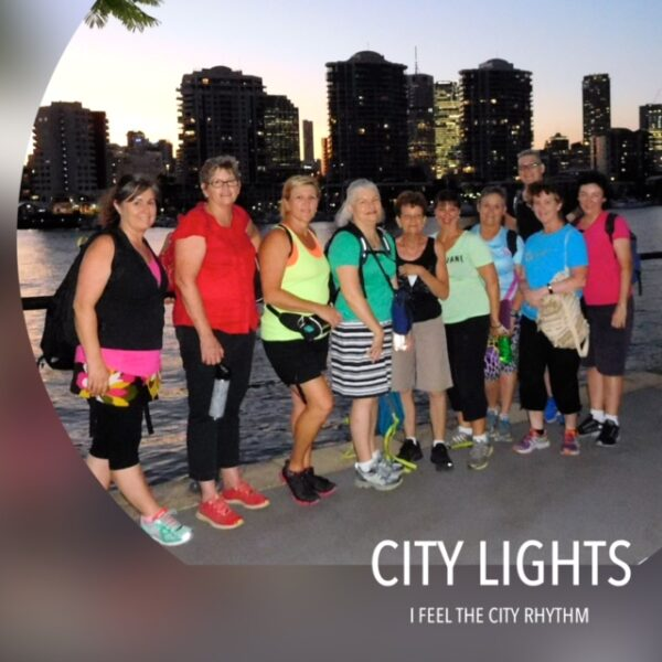 Friday Night City Lights with Women's Fitness Adventures