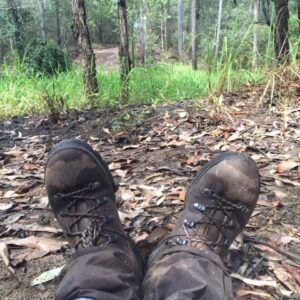 Hiking with Women's Fitness Adventures