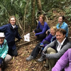Stinson Wreck Hike with Women's Fitness Adventures