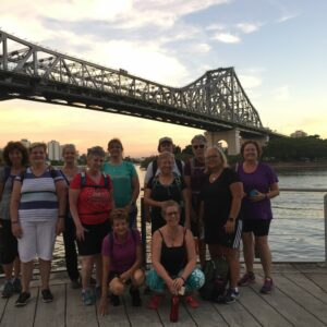 Friday Night City Lights Walk with Women's Fitness Adventures