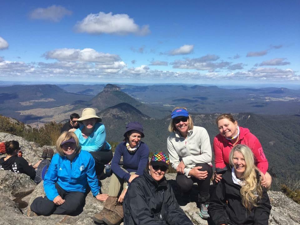 Womens Fitness Adventures Mt Barney Summit 5