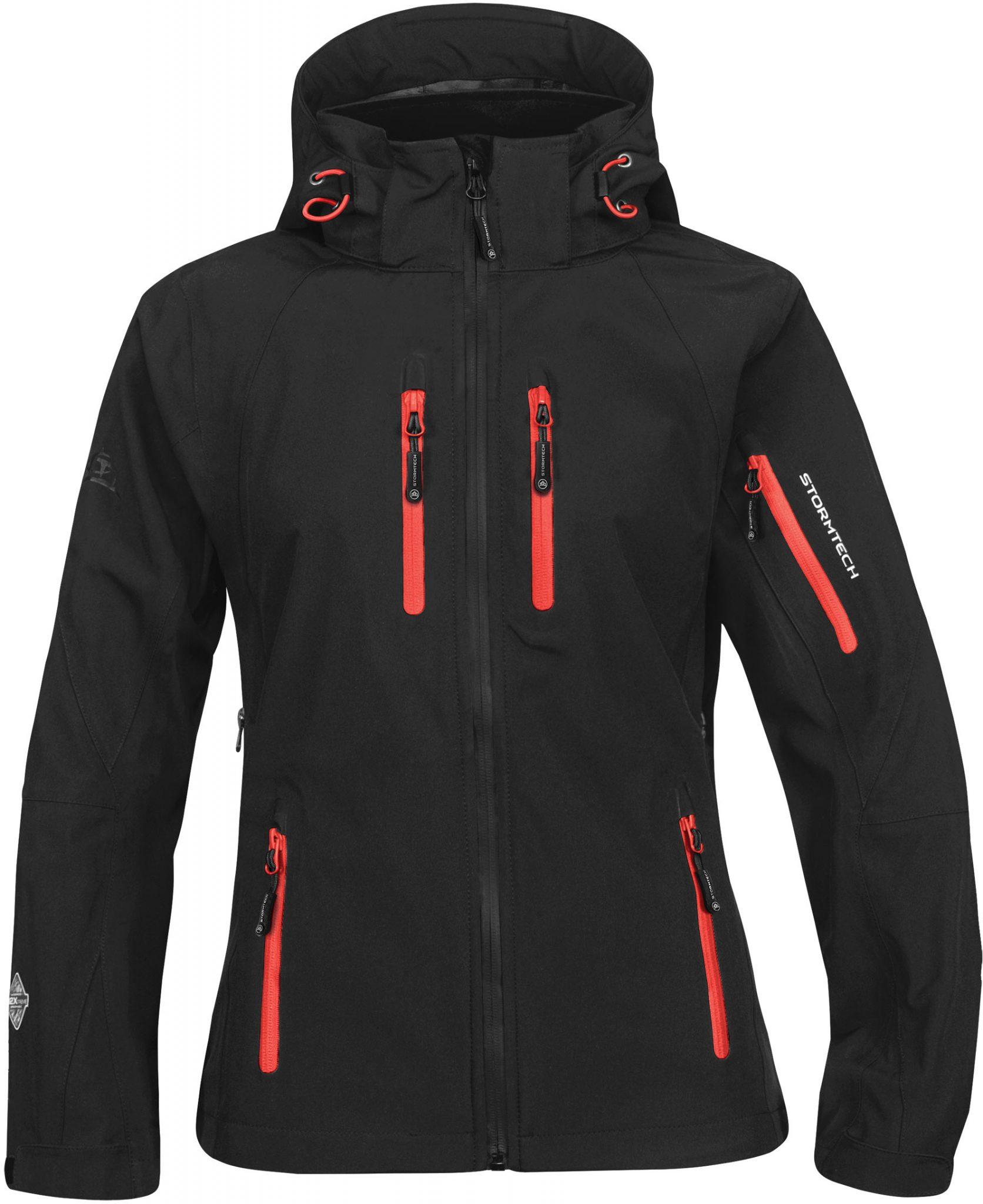 Women's Fitness Adventures Raincoat