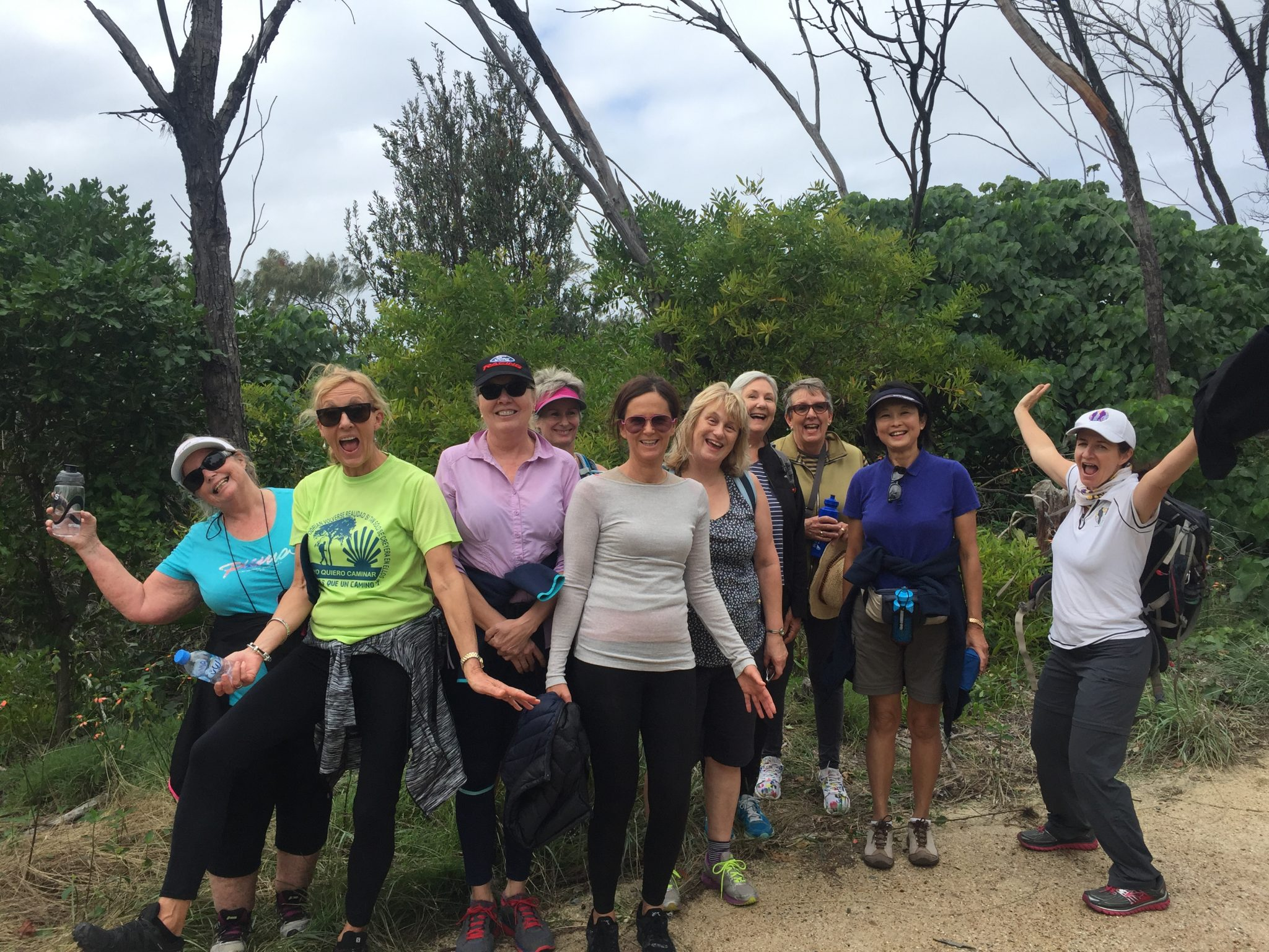 Gold Coast Walk & Talk with Womens Fitness Adventures IMG_7873