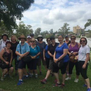 Sunday Morning Social with Women's Fitness Adventures