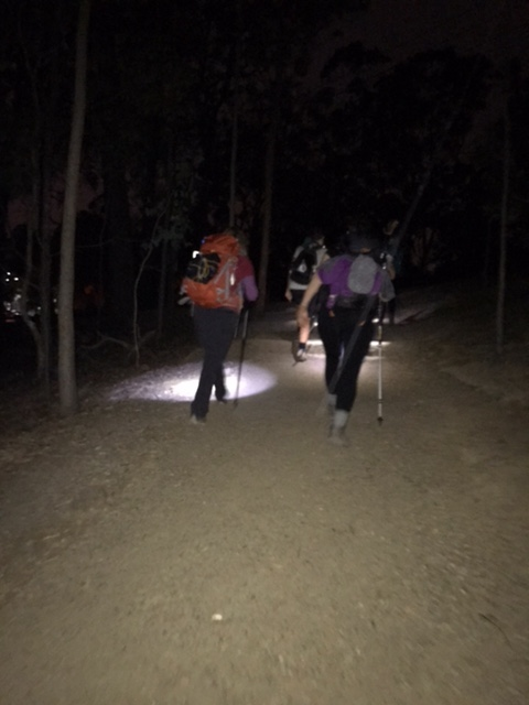 Join us on a Women's Fitness Adventures Night Hike.