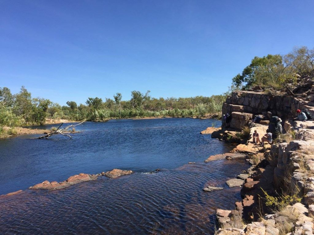 Sweetwater Pools with Women's Fitness Adventures