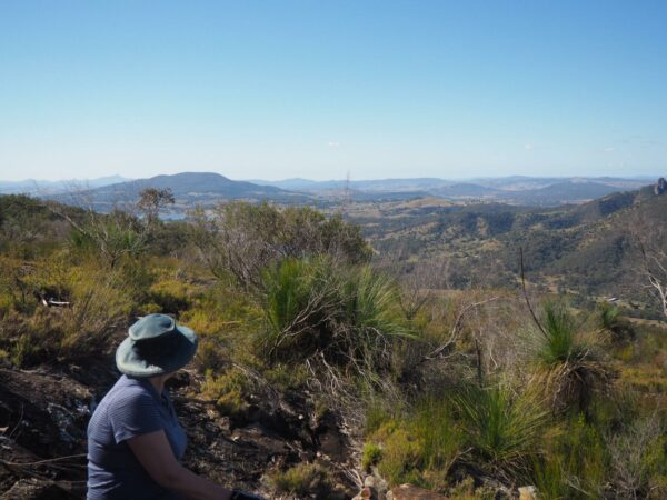 Mt Greville with Women's Fitness Adventures
