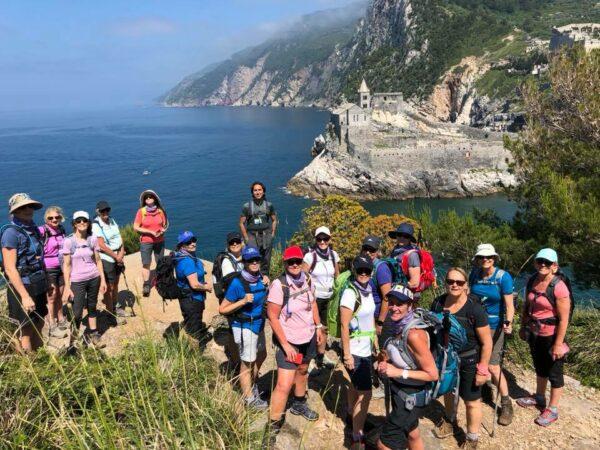 The Cinque Terre Italian Fitness Adventure