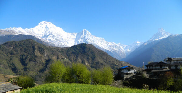 Annapurna Base Camp with Women's Fitness Adventures