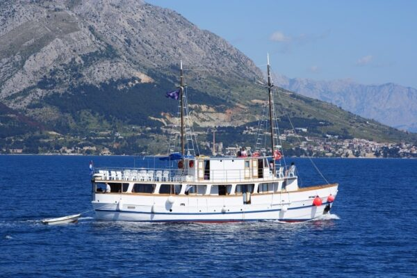 Cruising and Hiking Croatia with Women's Fitness Adventures