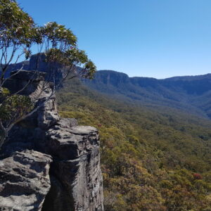 Blue Mountains hiking with Women's Fitness Adventures