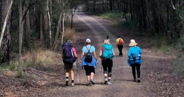 Hiking with Womens Fitness Adventures
