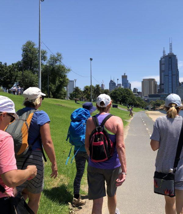 Melbourne City Walk and Talk