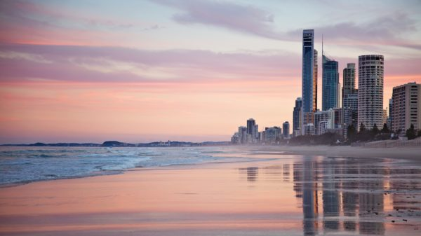 Gold Coast Skyline walk