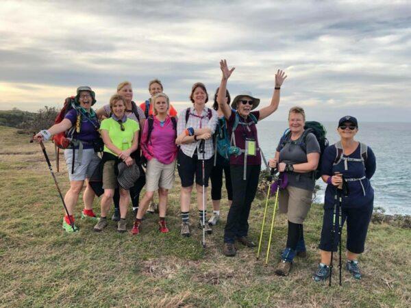 Priceless memories with Women's Fitness Adventures