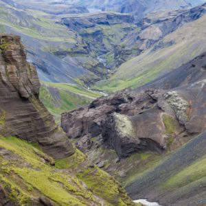 Skogar River, Iceland with Women's Fitness Adventures