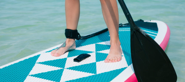 Stand Up Paddleboarding with Womens Fitness Adventures