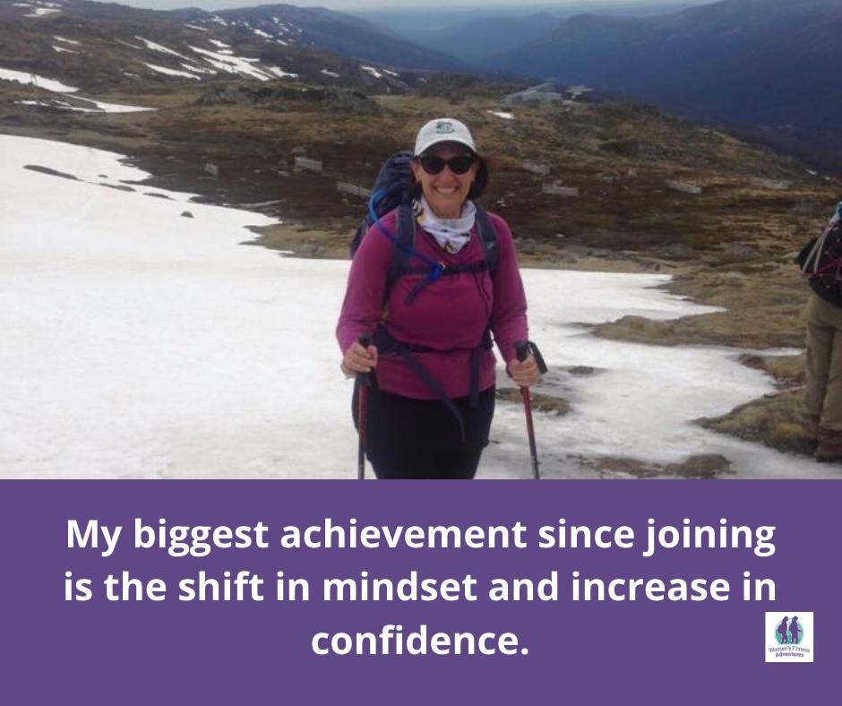 Josie's story with Women's Fitness Adventures