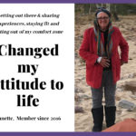 Nanette's story with Women's Fitness Adventures
