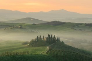 Trekking in Tuscany with Women's Fitness Adventures