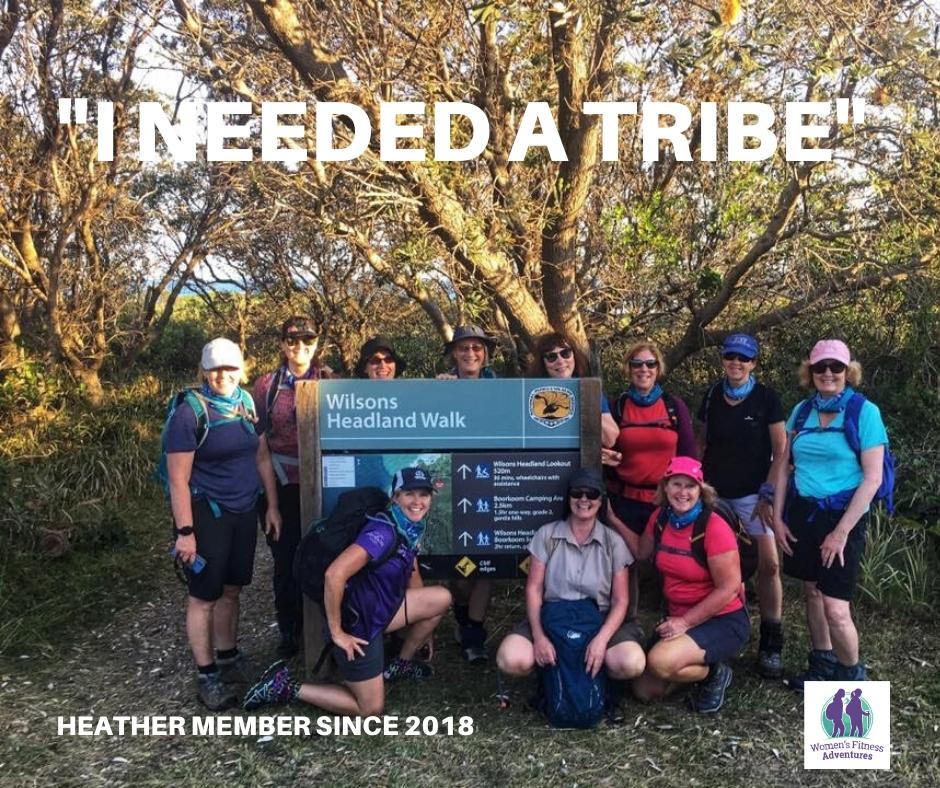 Heather & Women's Fitness Adventures