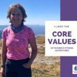 Maureen and Women's Fitness Adventures