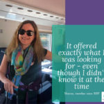 Sharon's story with Women's Fitness Adventures