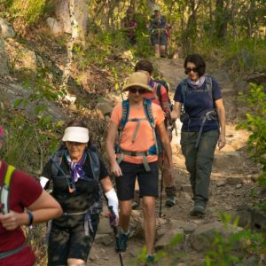 HikeAbout with Women's Fitness Adventures