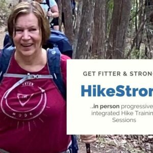 HikeStrong with Women's Fitness Adventures