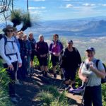 Mt Cordeaux with Women's Fitness Adventures