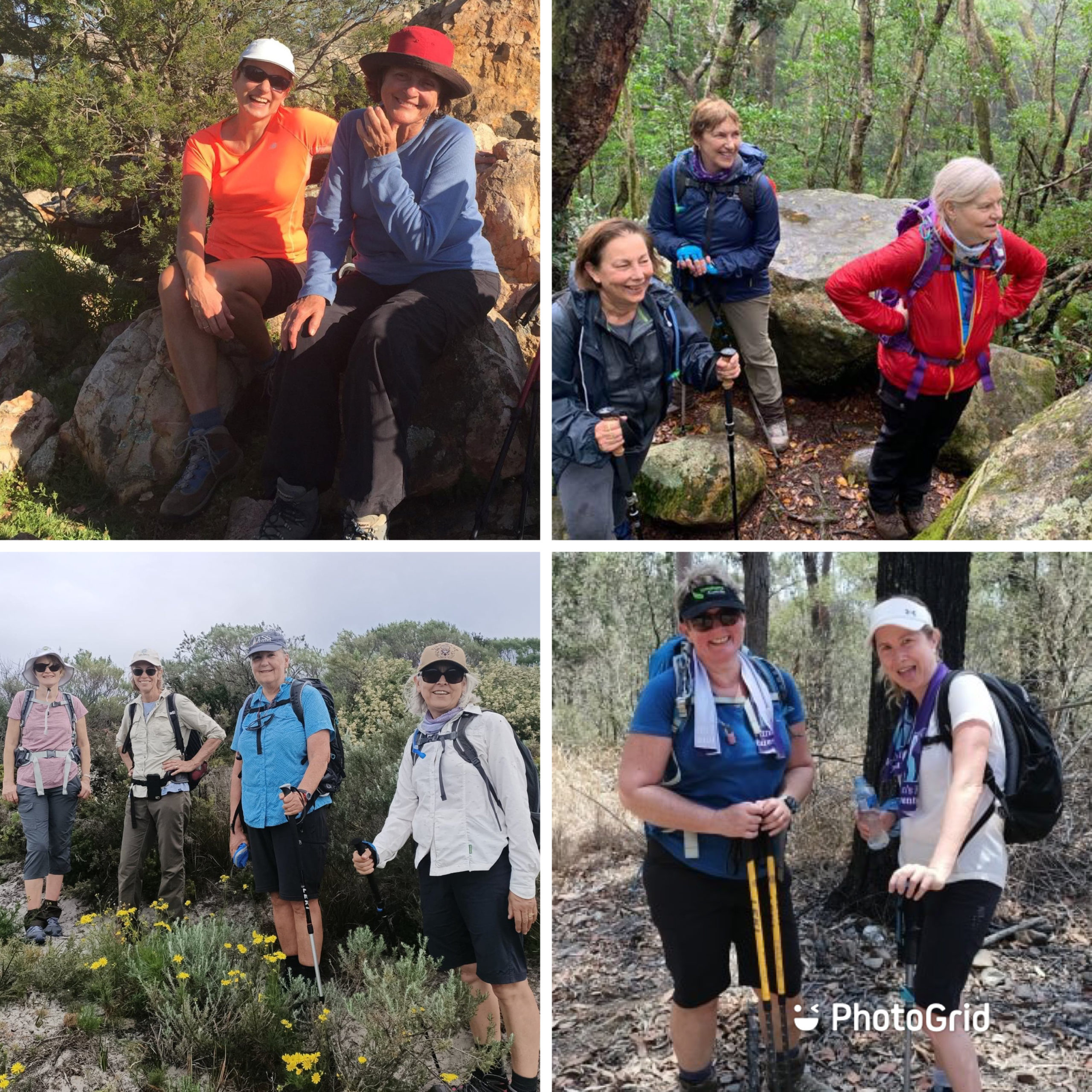 Join a multi day adventure with Women's Fitness Adventures