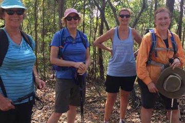 Welcome to Hiking with Women's Fitness Adventures