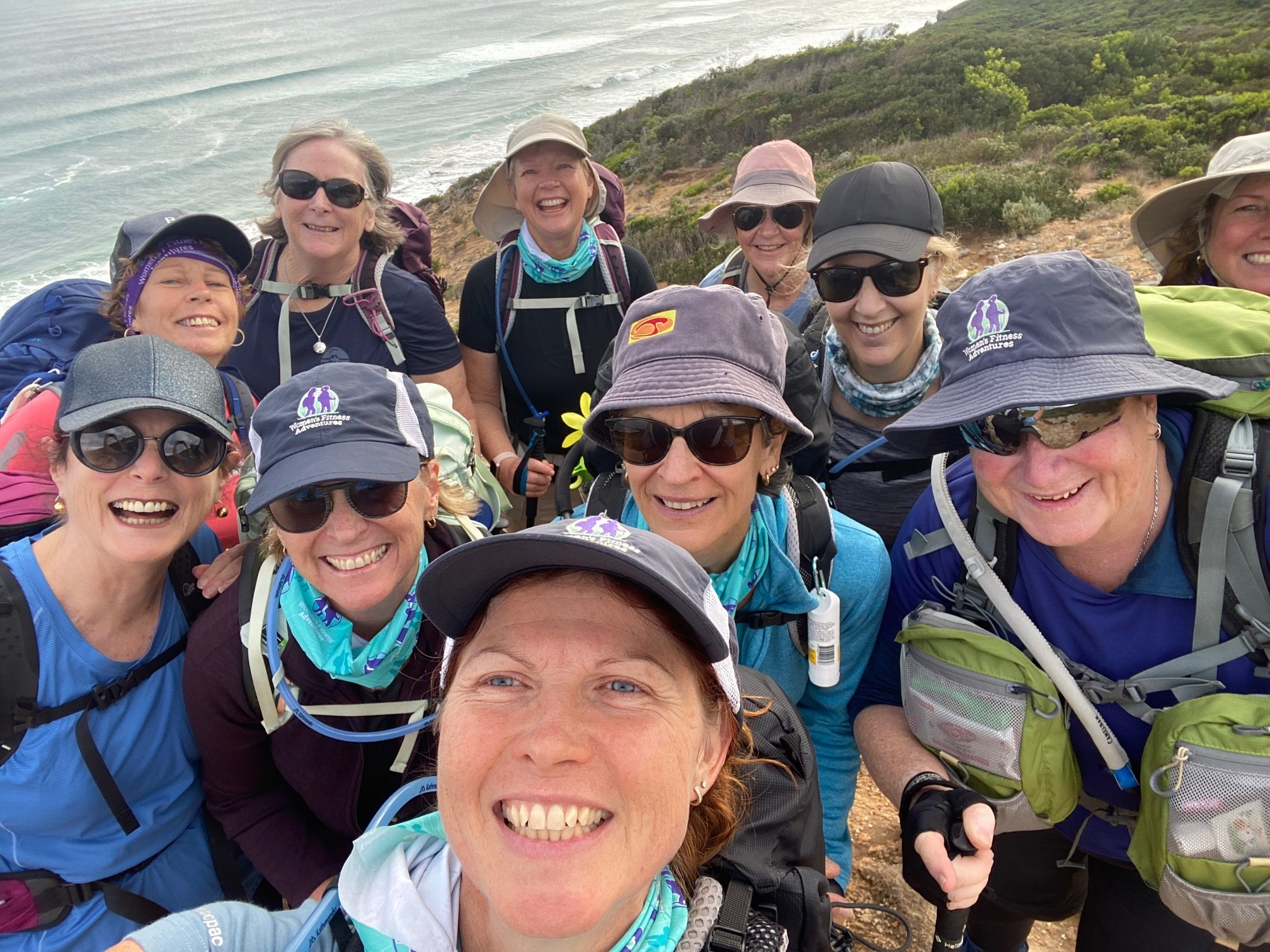 Create new friendships and priceless memories on our Great Ocean Road Hike