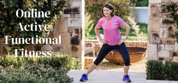 Online Active Functional Fitness with Women's Fitness Adventures