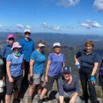 Women's Fitness Adventures on the Summit of Mt Barney